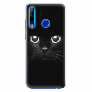 Plastový kryt iSaprio - Black Cat - Huawei Honor 20 Lite