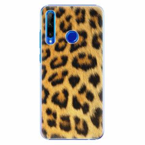 Plastový kryt iSaprio - Jaguar Skin - Huawei Honor 20 Lite