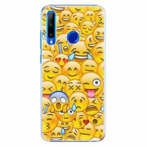 Plastový kryt iSaprio - Emoji - Huawei Honor 20 Lite
