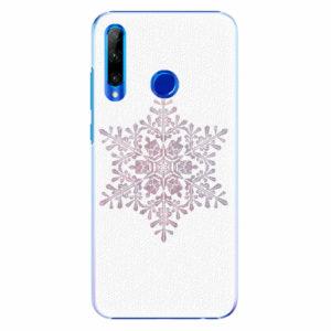 Plastový kryt iSaprio - Snow Flake - Huawei Honor 20 Lite
