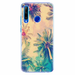 Plastový kryt iSaprio - Palm Beach - Huawei Honor 20 Lite