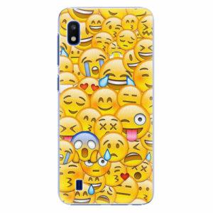 Plastový kryt iSaprio - Emoji - Samsung Galaxy A10