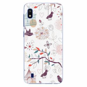 Plastový kryt iSaprio - Birds - Samsung Galaxy A10