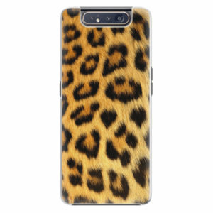 Plastový kryt iSaprio - Jaguar Skin - Samsung Galaxy A80
