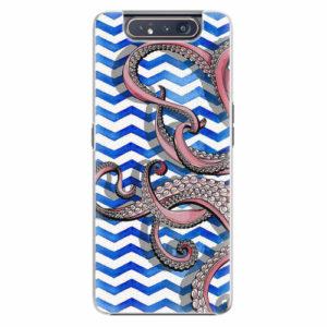 Plastový kryt iSaprio - Octopus - Samsung Galaxy A80