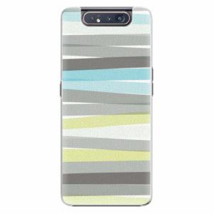 Plastový kryt iSaprio - Stripes - Samsung Galaxy A80