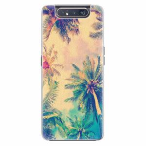 Plastový kryt iSaprio - Palm Beach - Samsung Galaxy A80