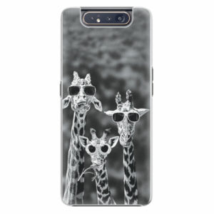 Plastový kryt iSaprio - Sunny Day - Samsung Galaxy A80