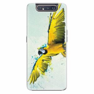 Plastový kryt iSaprio - Born to Fly - Samsung Galaxy A80