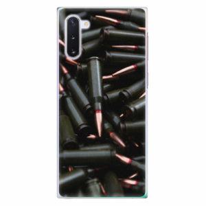 Plastový kryt iSaprio - Black Bullet - Samsung Galaxy Note 10