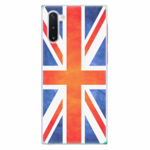 Plastový kryt iSaprio - UK Flag - Samsung Galaxy Note 10