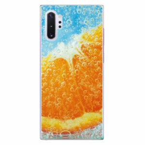 Plastový kryt iSaprio - Orange Water - Samsung Galaxy Note 10+