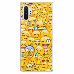 Plastový kryt iSaprio - Emoji - Samsung Galaxy Note 10+