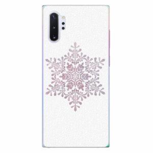 Plastový kryt iSaprio - Snow Flake - Samsung Galaxy Note 10+