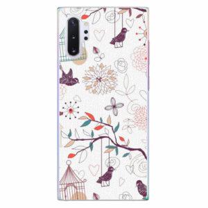 Plastový kryt iSaprio - Birds - Samsung Galaxy Note 10+