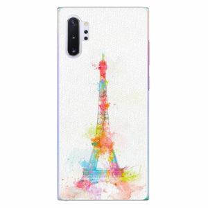 Plastový kryt iSaprio - Eiffel Tower - Samsung Galaxy Note 10+