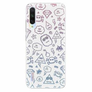 Plastový kryt iSaprio - Funny Clouds - Xiaomi Mi A3
