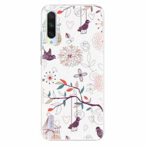Plastový kryt iSaprio - Birds - Xiaomi Mi A3