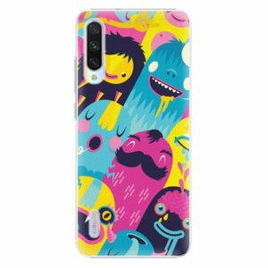 Plastový kryt iSaprio - Monsters - Xiaomi Mi A3