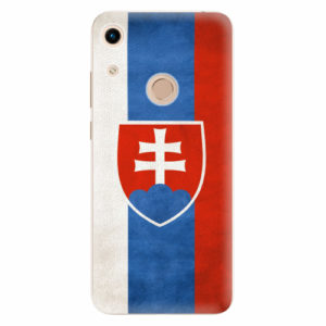 Silikonové pouzdro iSaprio - Slovakia Flag - Huawei Honor 8A