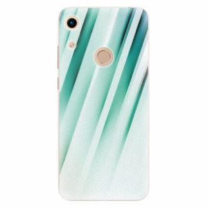 Silikonové pouzdro iSaprio - Stripes of Glass - Huawei Honor 8A