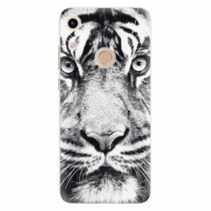 Silikonové pouzdro iSaprio - Tiger Face - Huawei Honor 8A