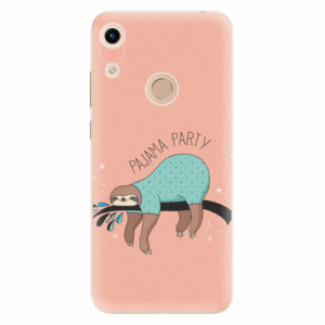 Silikonové pouzdro iSaprio - Pajama Party - Huawei Honor 8A