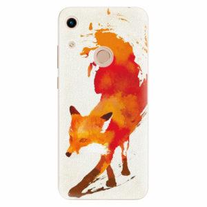 Silikonové pouzdro iSaprio - Fast Fox - Huawei Honor 8A