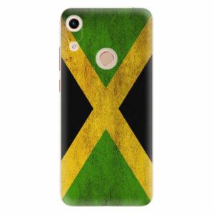 Silikonové pouzdro iSaprio - Flag of Jamaica - Huawei Honor 8A