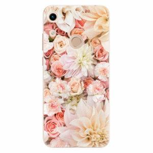Silikonové pouzdro iSaprio - Flower Pattern 06 - Huawei Honor 8A