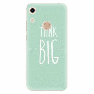 Silikonové pouzdro iSaprio - Think Big - Huawei Honor 8A