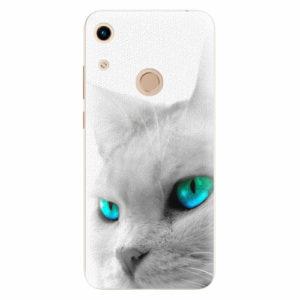 Silikonové pouzdro iSaprio - Cats Eyes - Huawei Honor 8A