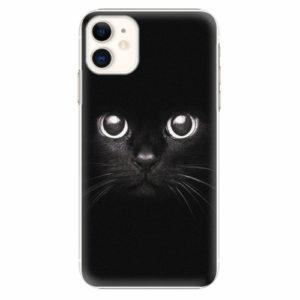 Plastový kryt iSaprio - Black Cat - iPhone 11