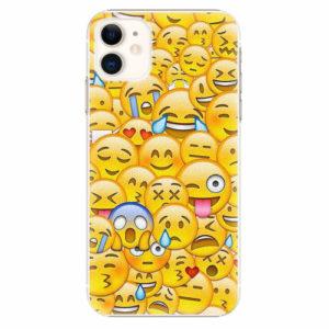 Plastový kryt iSaprio - Emoji - iPhone 11