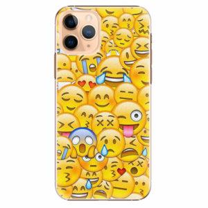 Plastový kryt iSaprio - Emoji - iPhone 11 Pro