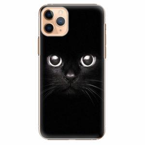 Plastový kryt iSaprio - Black Cat - iPhone 11 Pro Max