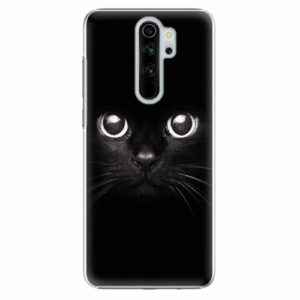 Plastový kryt iSaprio - Black Cat - Xiaomi Redmi Note 8 Pro
