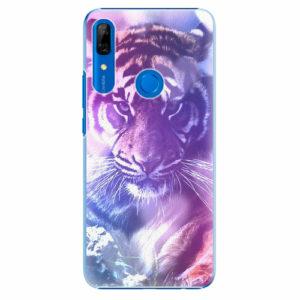 Plastový kryt iSaprio - Purple Tiger - Huawei P Smart Z