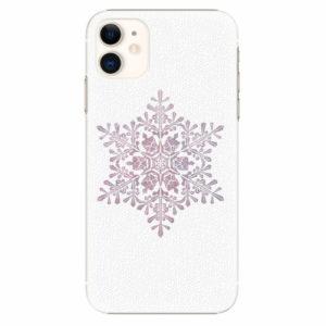 Plastový kryt iSaprio - Snow Flake - iPhone 11