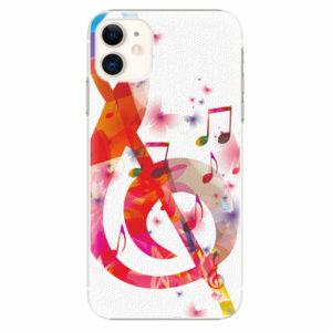 Plastový kryt iSaprio - Love Music - iPhone 11