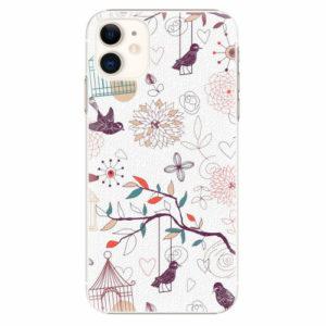 Plastový kryt iSaprio - Birds - iPhone 11