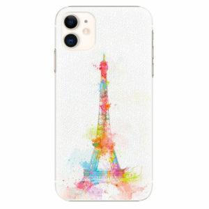 Plastový kryt iSaprio - Eiffel Tower - iPhone 11