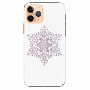 Plastový kryt iSaprio - Snow Flake - iPhone 11 Pro