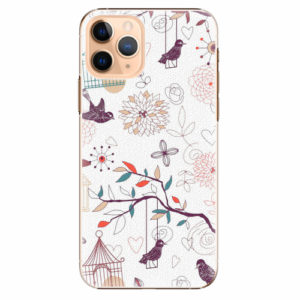 Plastový kryt iSaprio - Birds - iPhone 11 Pro