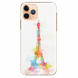 Plastový kryt iSaprio - Eiffel Tower - iPhone 11 Pro