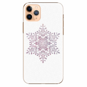 Plastový kryt iSaprio - Snow Flake - iPhone 11 Pro Max