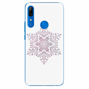 Plastový kryt iSaprio - Snow Flake - Huawei P Smart Z