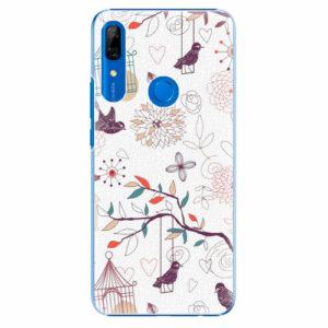 Plastový kryt iSaprio - Birds - Huawei P Smart Z