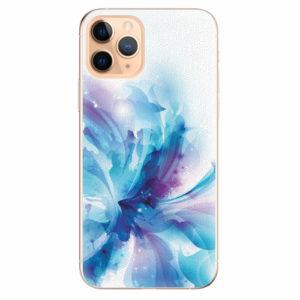 Silikonové pouzdro iSaprio - Abstract Flower - iPhone 11 Pro