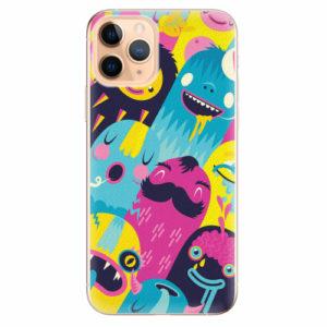 Silikonové pouzdro iSaprio - Monsters - iPhone 11 Pro